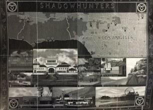 LA Shadowhunters Map