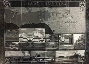 LA Shadowhunters Map